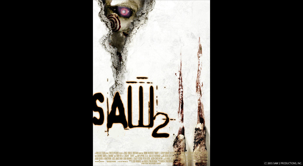 SAW2(ソウ2)