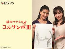 【BSフジ】橋本マナミのヨルサンポIII