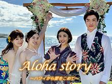 Aloha story ハワイから愛をこめてを見逃してしまったあなた!動画見放題サイトをまとめました。