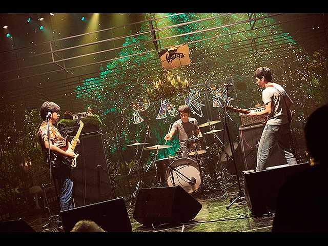 #38 -LIVE- 台風クラブ