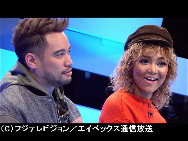 <Vol.XI>JAY'ED/Crystal Kay ×LOVE or NOT♪