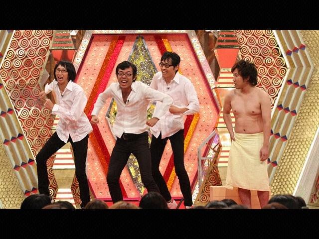 2008/11/12放送 爆笑レッドカーペット