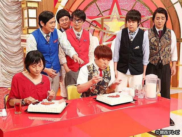 #2 2014年7月23日放送 伝説の大食い女王登場!