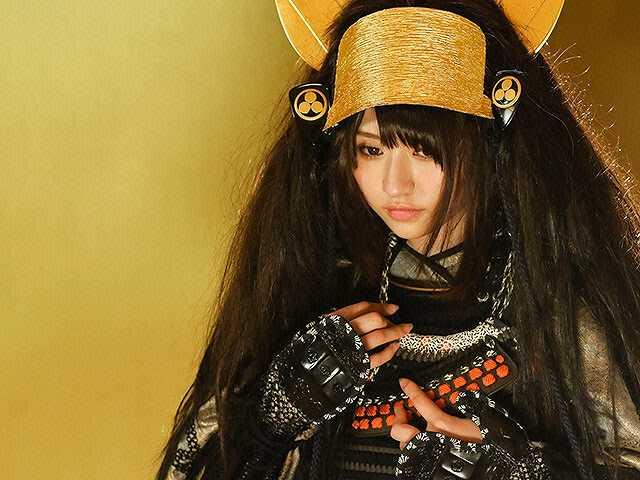 #14 甲冑:石田三成/鎧美女:莉音