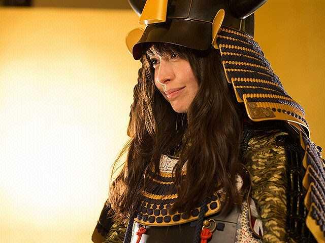 #16 甲冑:山本勘助/鎧美女:西田藍