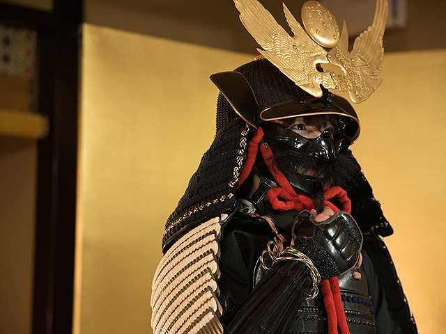 #35 甲冑:上杉景勝/美女:園都