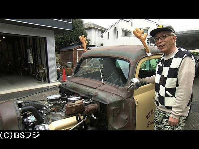 2017/2/7放送 ホットロッド~進化が止まらない~