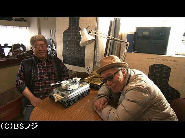 2017/2/14放送 潜入!戦車事務所&凱旋パレード!?