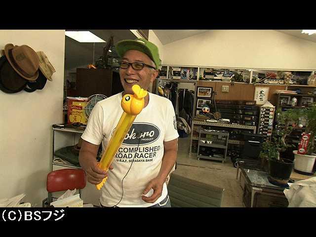 2017/9/12放送 アメ車王の意外な一台