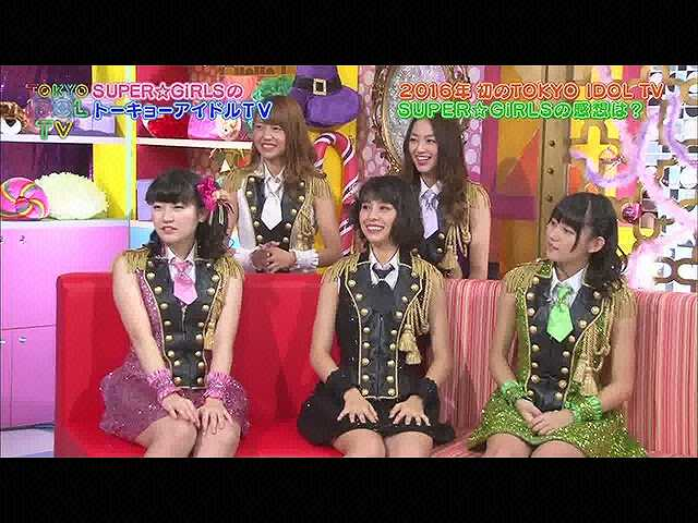 2016/1/14放送 TOKYO IDOL TV