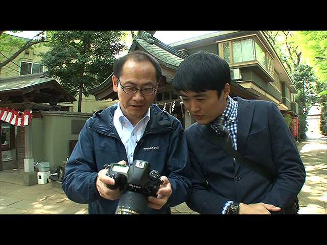 #24 CAPA編集長と風景写真、流し撮りに挑戦!