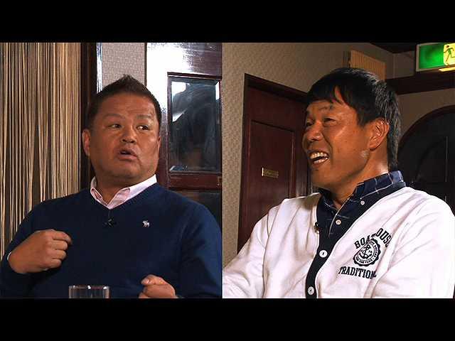 #6 元プロ野球選手の金村義明さんとギャオス内藤さん…