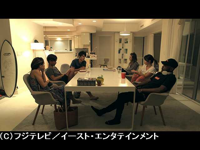 TERRACE HOUSE ALOHA STATE 34th WEEK