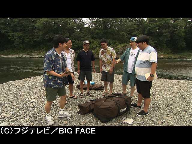 2017/8/2放送 もろもろのハナシ 「キャンプ旅」