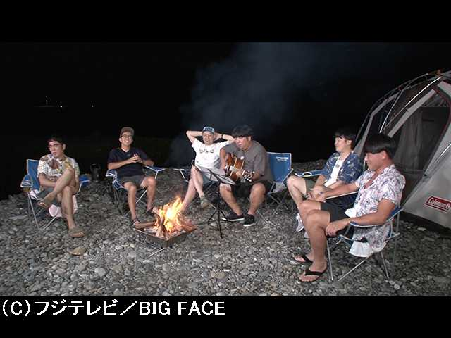 2017/8/23放送 もろもろのハナシ 「キャンプ旅4」