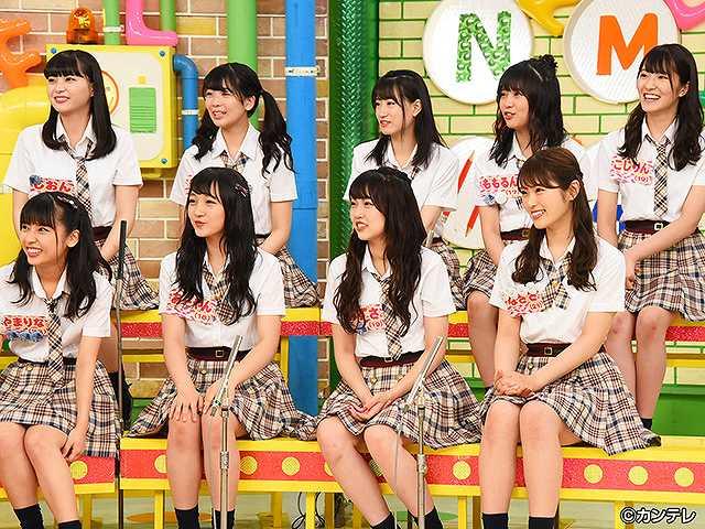 #268 2018/8/17放送 NMBとまなぶくん