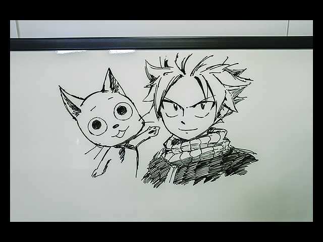 「FAIRY TAIL」真島ヒロ先生