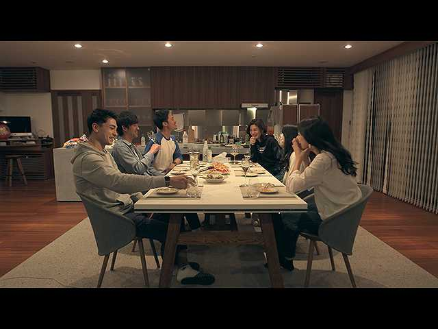 TERRACE HOUSE OPENING NEW DOORS 22nd WEEK