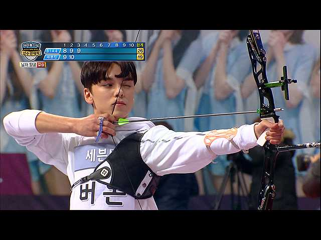 #2 K-POPアイドルスタースポーツ選手権2017