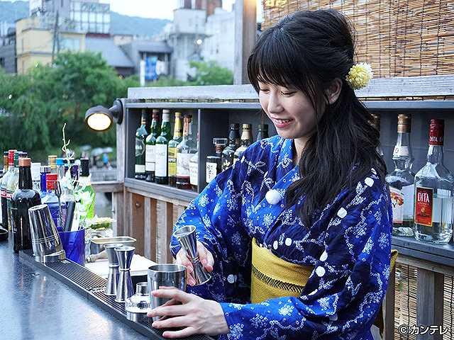 #49 京の夏 ひんやり納涼床