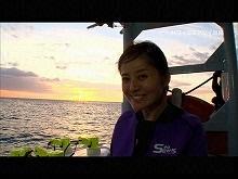 #6 ハワイ島&マウイ島編 『鈴木ちなみ、夜の海でマ…