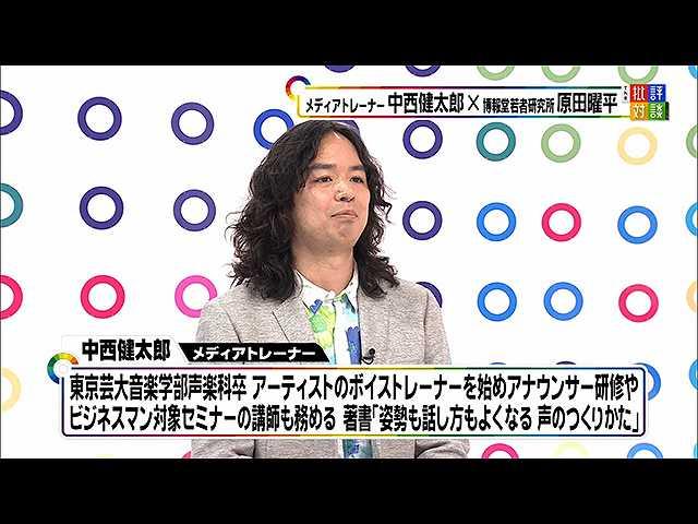 """2018年6月30日放送「""""話し方""""で変わる!?人の印象…"""