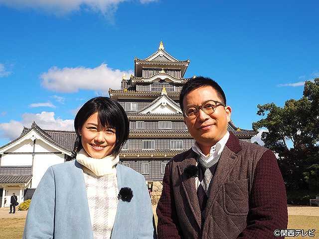 #34 2016/12/25放送 にっぽん城紀行 岡山城 30分SP!