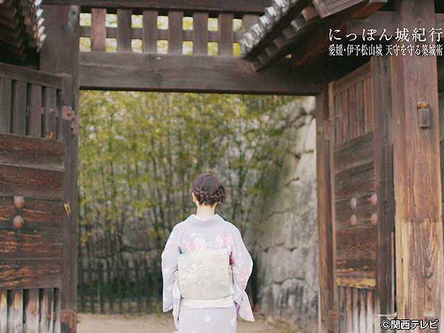 #49 2017/4/16放送 にっぽん城紀行 伊予松山城・3