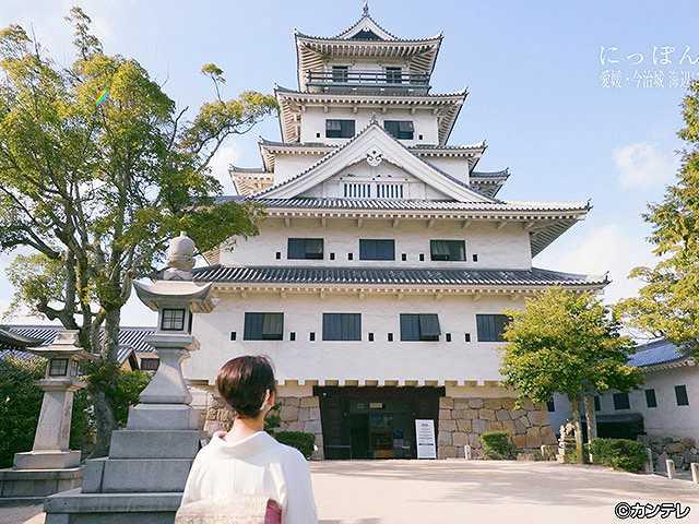 #58 2017/7/2放送 にっぽん城紀行 今治城
