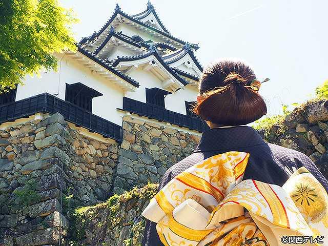 #9 2016/6/5放送 にっぽん城紀行 彦根城・1