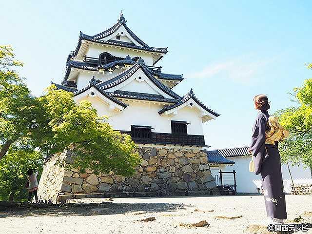 #11 2016/6/19放送 にっぽん城紀行 彦根城・3
