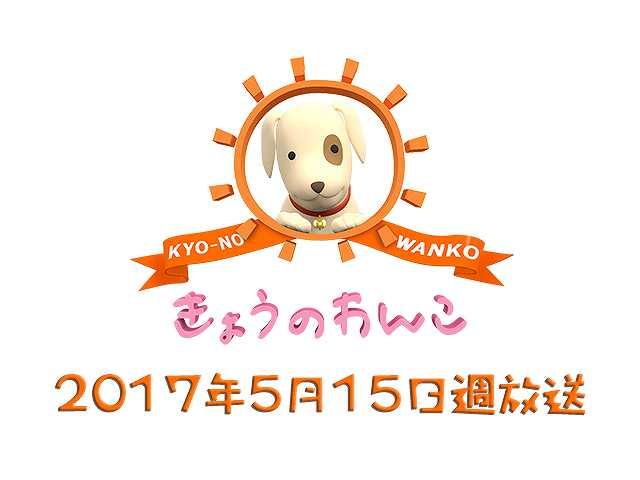 【無料】2017/5/15週放送 きょうのわんこ