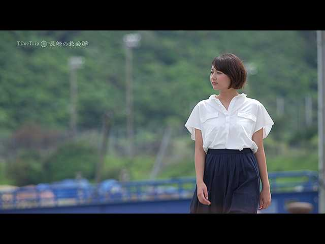 2018/7/4放送 Time Trip 長崎の教会群