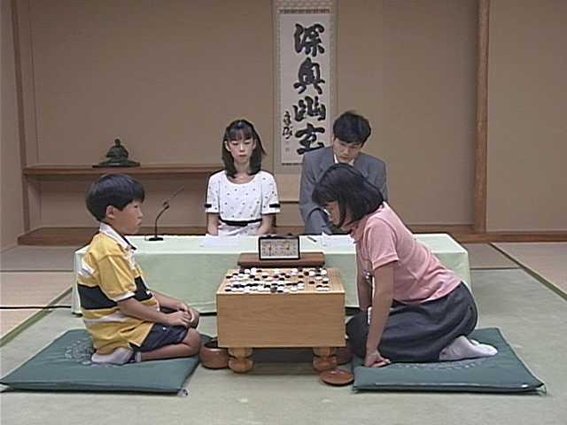 第18回 全国少年少女囲碁大会小学生の部・中学生の部…