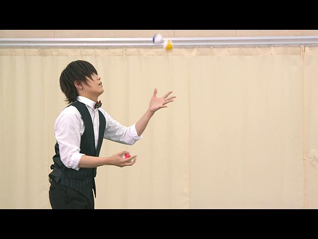 第5話 ジャグリングに挑戦!?