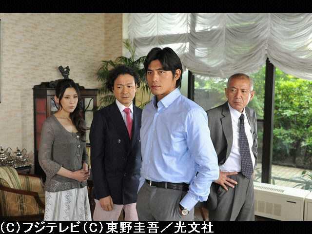 #2 2012年7月12日放送 犯人のいない殺人の夜~完全犯…