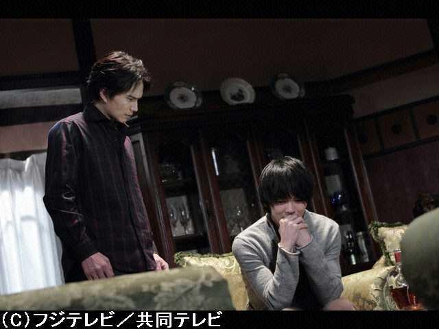 #8 2013年3月2日放送 ~断ち切れない鎖~