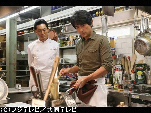 #2 2013年1月20日放送 居場所を無くした料理人!?
