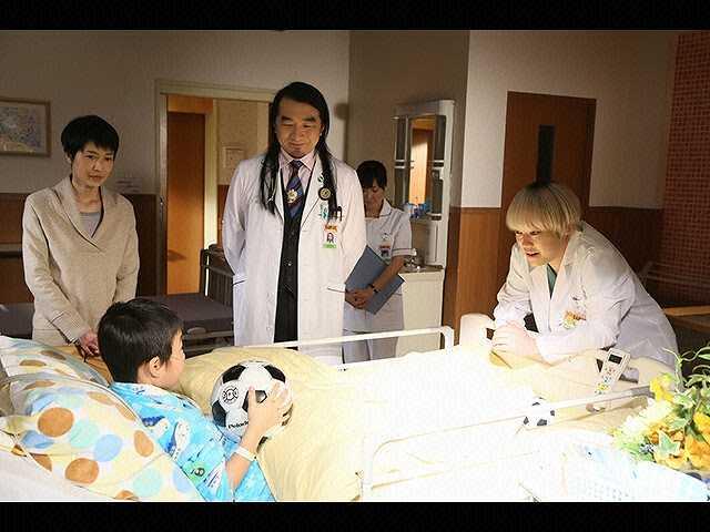 #5 2014年2月6日放送 天才麻酔科医が決断する
