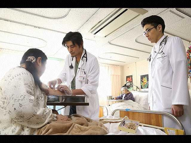 #8 2014年2月27日放送 暴れる患者と未熟な医者