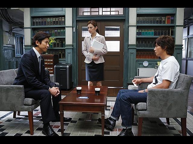 【無料】#2 久利生VS敏腕弁護士!女の敵・・・二人の…