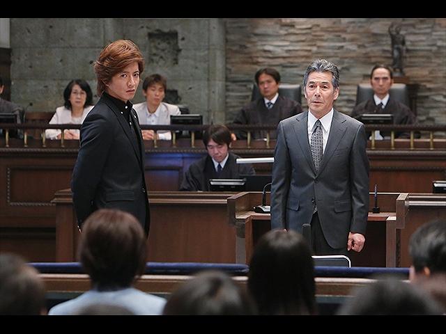 【無料】#11 前代未聞の裁判員裁判!久利生検事生命を…