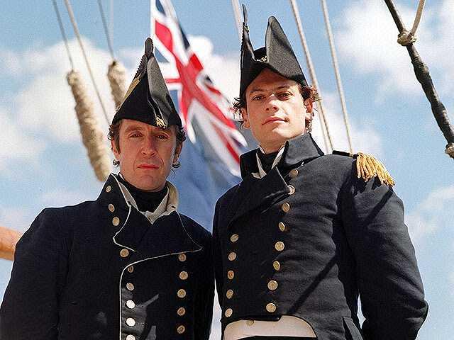 #7 ホーンブロワー 海の勇者3 前編・二つの祖国
