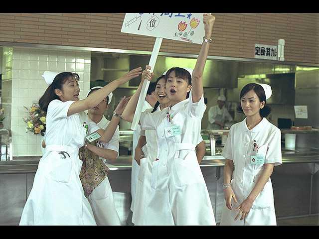#3 看護婦増やせ!夜勤を減らせ!