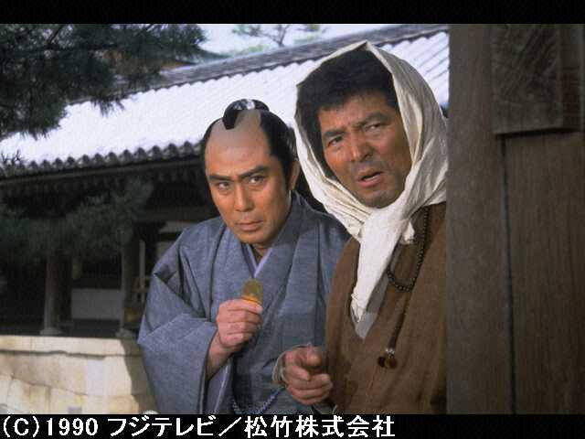 第9話「本門寺暮雪」