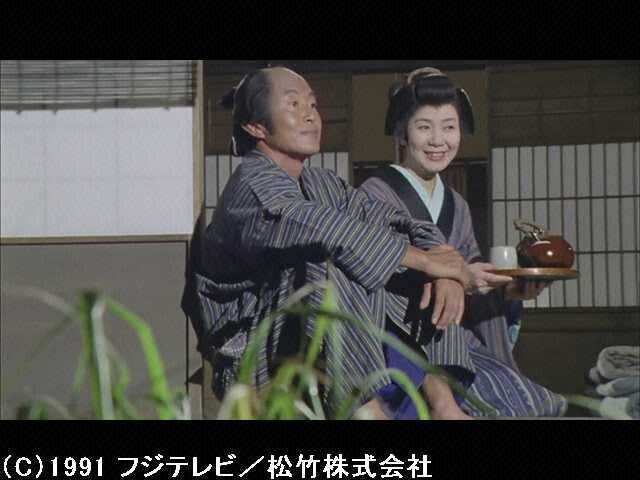 第5話「熊五郎の顔」