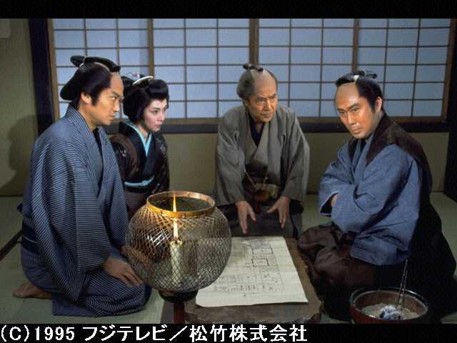 第5話「墨斗の孫八」