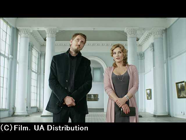 #4 スニッファー ウクライナの私立探偵