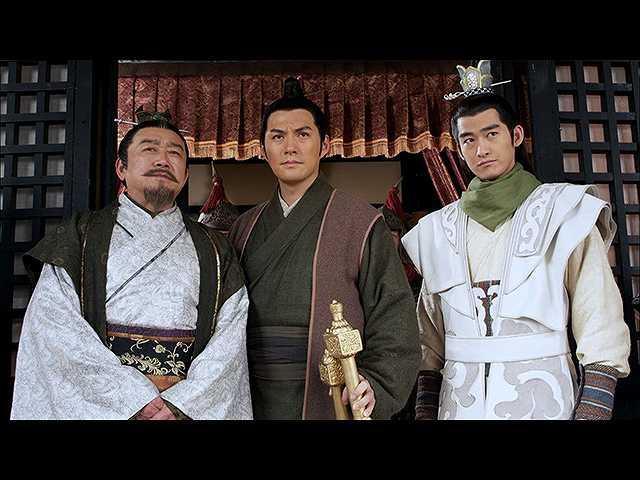 第13話 (字幕版)秦瓊 唐大元帥に会い 士信 徠乎爾と…