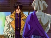 第四十二幕 同盟成立・蒼紫が志々雄と手を組んだ日!